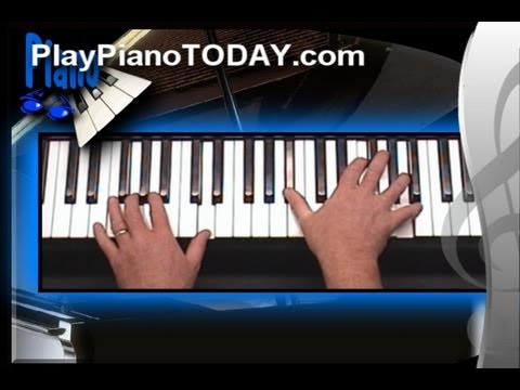 Piano Lessons The Secret Of Chord Voicings Youtube
