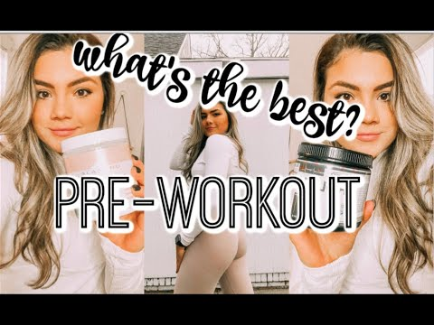 WHICH PRE-WORKOUT SHOULD YOU BUY!! | Alani Nu vs Prolific vs Amped Nitro