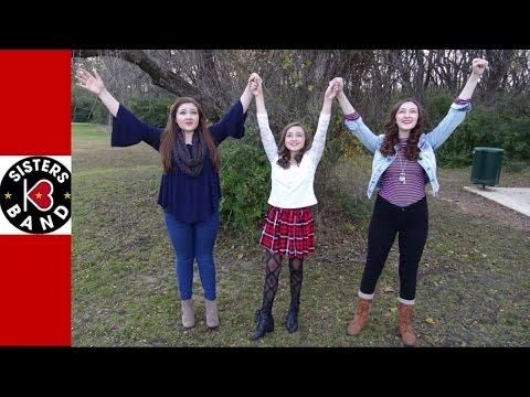 Kaylen, Kelsey & Kristen! w/ K3 Sisters Band - Sticks and Stones