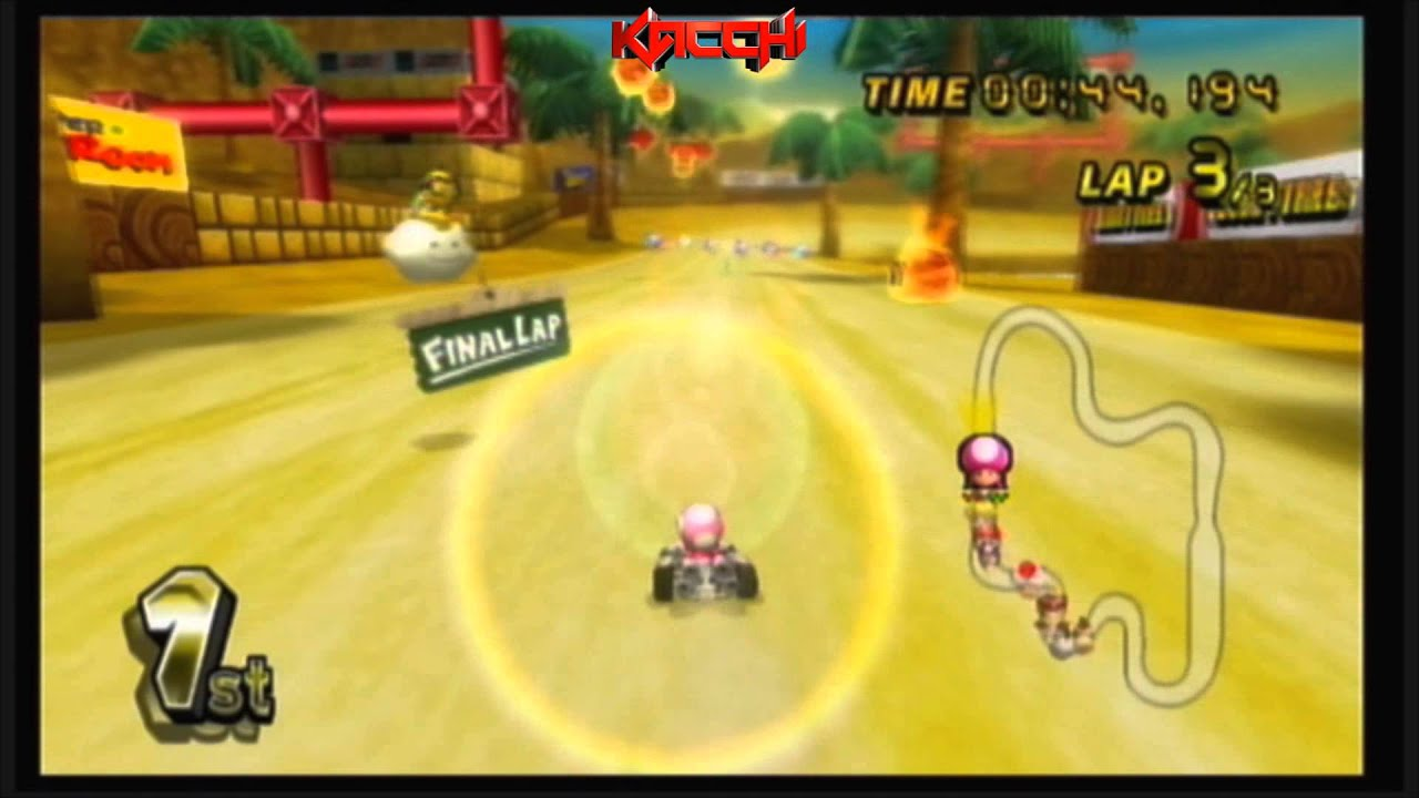 Leaf Cup 150cc - Toadette! Mario Kart Wii (Part 1) - YouTube
