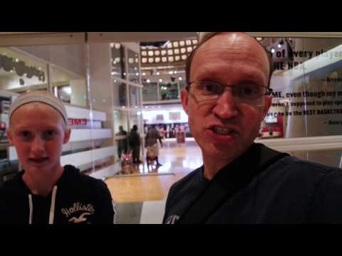 Visiting The Naismith Memorial Basketball Hall Of Fame In Springfield, Massachusetts #WesternMA #ad