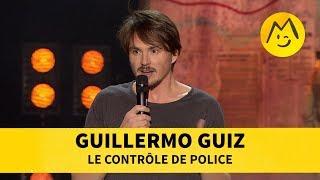 Guillermo Guiz - Le contrôle de police