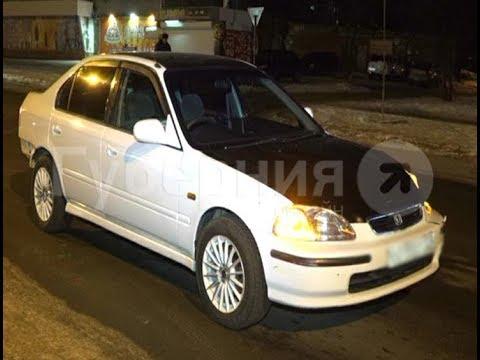 Несовершеннолетний водитель сбил хабаровского школьника.Mestoprotv