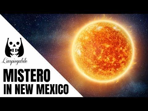L'inquietante mistero del National Solar Observatory in New Mexico