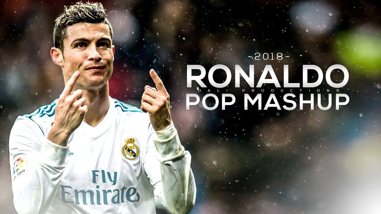 2354b06996f5 Cristiano Ronaldo ▻ MEGA POP MASHUP 2018 - InCRedible Skills   Goals