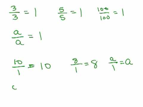 Meaning Of A Fractions And Equivalent Fractions Youtube