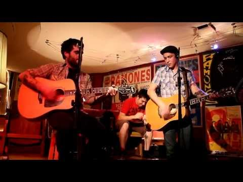 The Flatliners - Eulogy (acoustic)