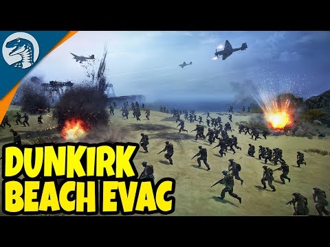DUNKIRK: ULTIMATE BEACH DEFENSE | Blitzkrieg 3 Campaign Gameplay