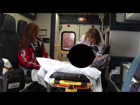 Ride-Along With Regina EMS