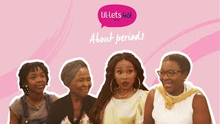 Lil-Lets Talk with Dineo Ranaka - Episode 1