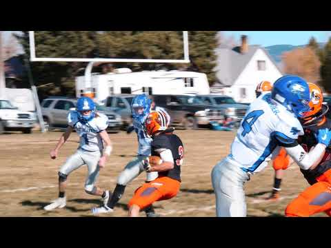 COKEVILLE HIGH SCHOOL PLAYOFFS GAME 1
