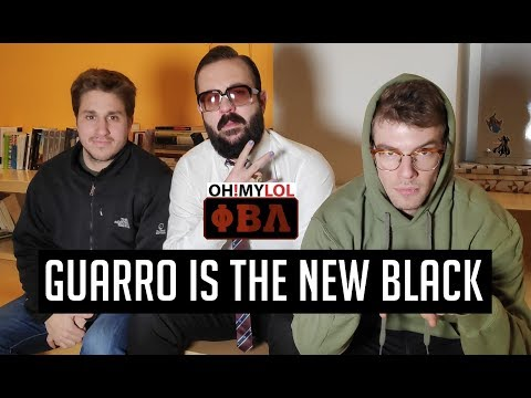 Phi Beta Lambda 1x20 | Guarro is the new black
