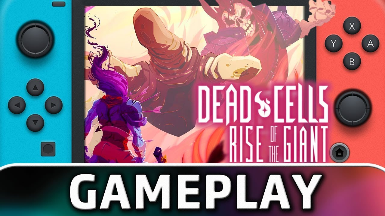 Dead Cells: Rise of the Giant | First 15 Minutes on Nintendo Switch