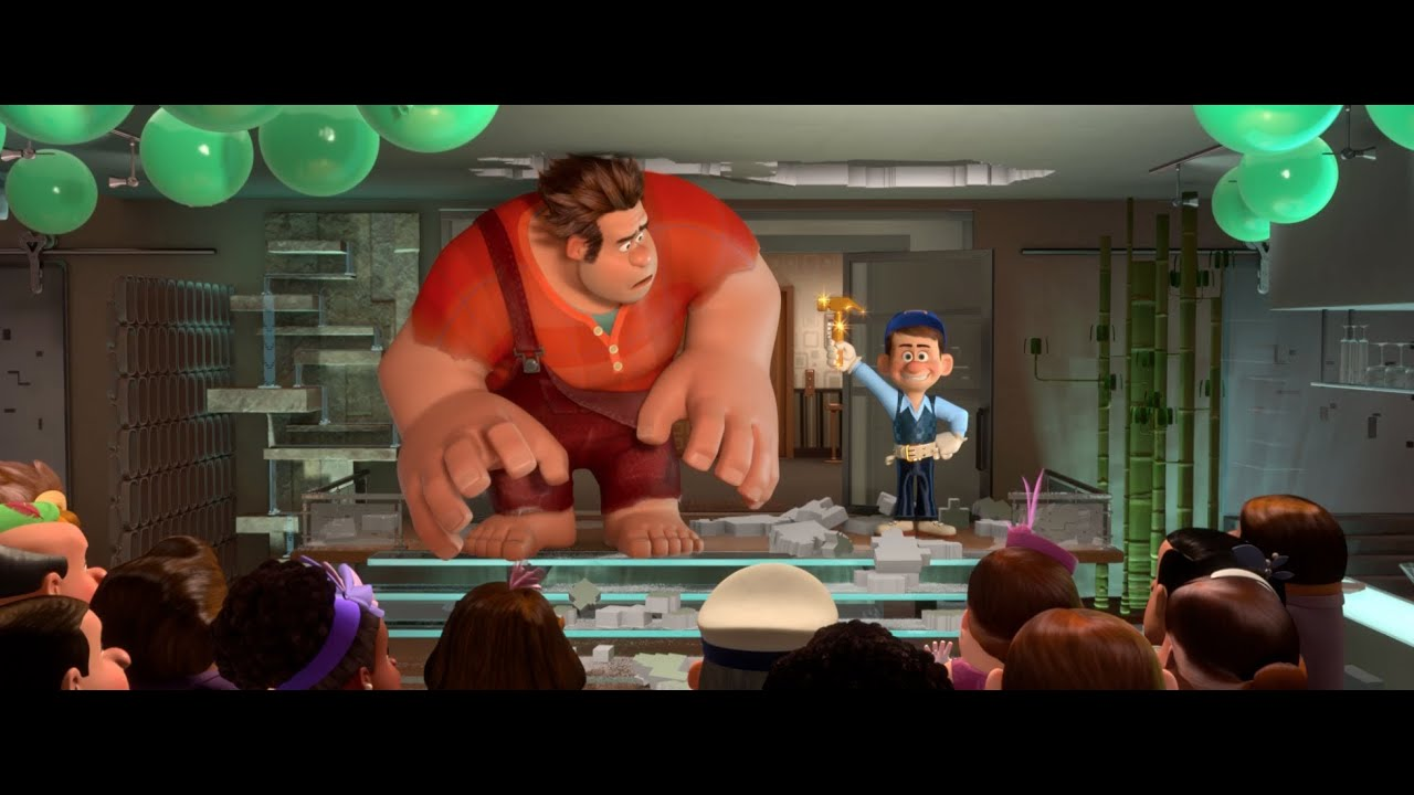 Wreck-It Ralph Trailer - YouTubeWreck It Ralph Trailer 3