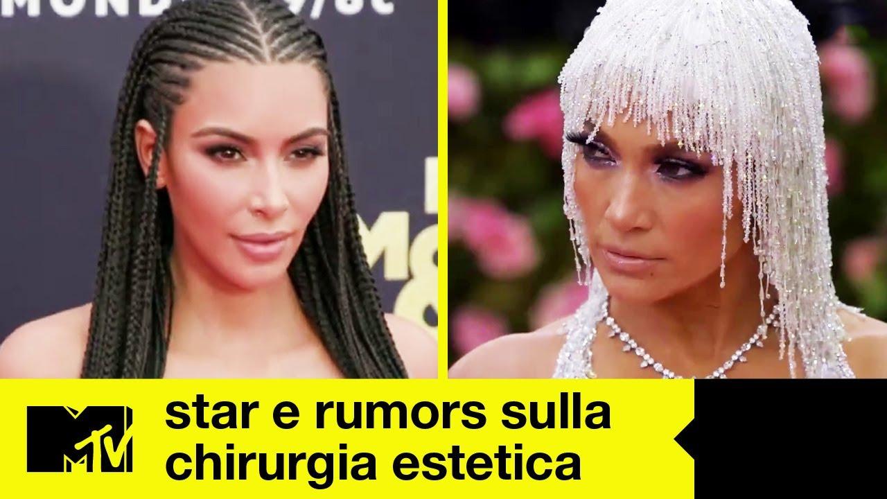 Star e chirurgia estetica, ecco chi ha negato di essersi rifatta | MTV News, Gossip & Style