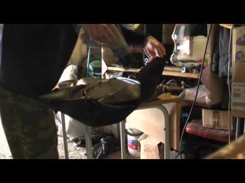 видео: Перетяжка ВАЗ 2110-12 (кожзам)