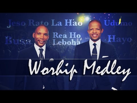 Friends In Praise with Neyi & Omega - Worship Medley