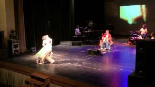 Concerto Otros Aires - Bailan Eloy Souto y Laura Elizondo - Tango Argentino