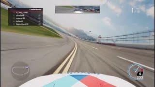 NASCAR Heat 4: Online win!