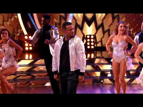 DWTS25 Opening Number - Week 8: Trio Night!