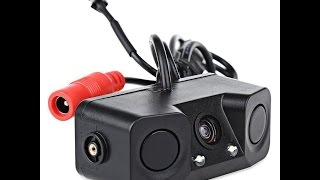 Video Backup camera with sensor and led lights download MP3, 3GP, MP4, WEBM, AVI, FLV Maret 2018