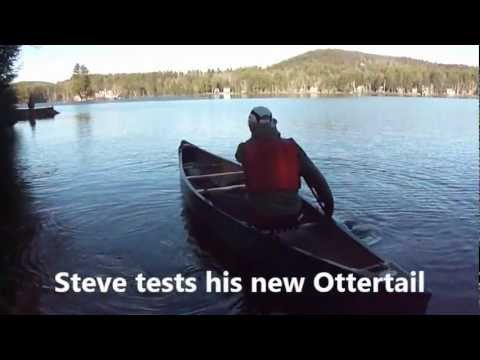 Ottertail Canoe Paddle - a Tutorial