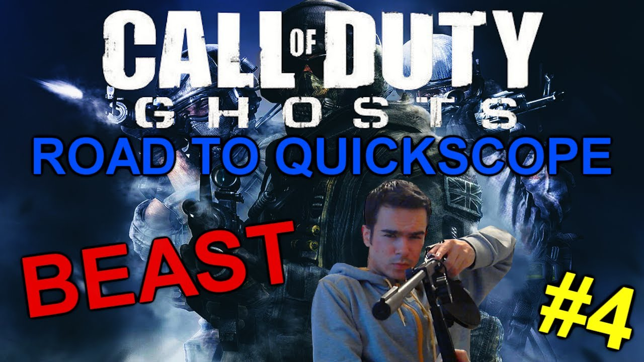 cod ghosts next gen road to quickscope beast 4 facecam geile neue map hd youtube. Black Bedroom Furniture Sets. Home Design Ideas