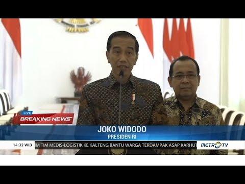 Jokowi Minta Pengesahan RUU KUHP Ditunda