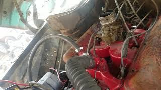 My 63 GMC v6 305