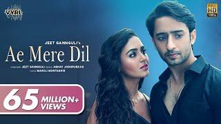Ae Mere Dil () Jeet Gannguli ft. Abhay Jodhpurkar | Manoj M | Shaheer Sheikh, Tejasswi Prakash