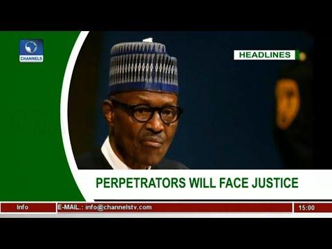 We Will Bring Perpetrators Of Barkin Ladi Killings To Justice, Buhari Vows  News Across Nigeria 