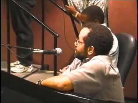 LUTHER VANDROSS and I talk love, life and MUSIC at the WGCI Music Seminar - Part 2