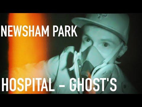Ghost Quest - Ghost Hunting - Newsham Park Hospital