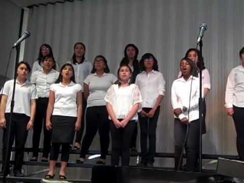 Paramount Park Middle School Choir- Prince of Egypt