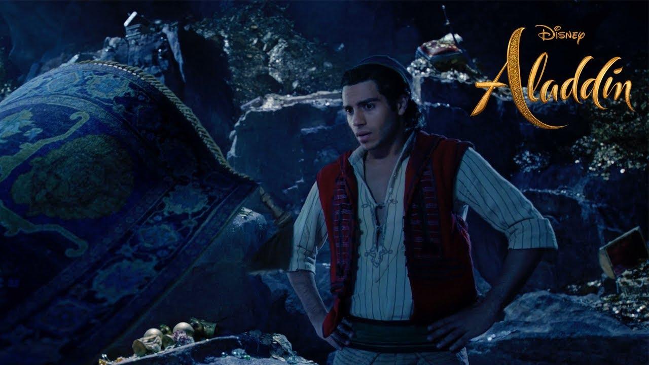 Disney S Aladdin Magic Carpet Film Clip