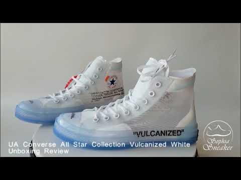 scarpe converse off white