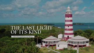 Elbow Reef Lighthouse - The Abacos