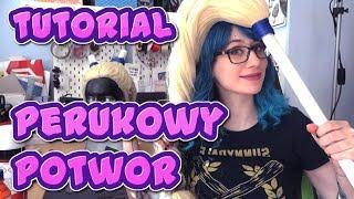 TUTORIAL Perukowy Potwór / Anya Pagan Online Cosplay