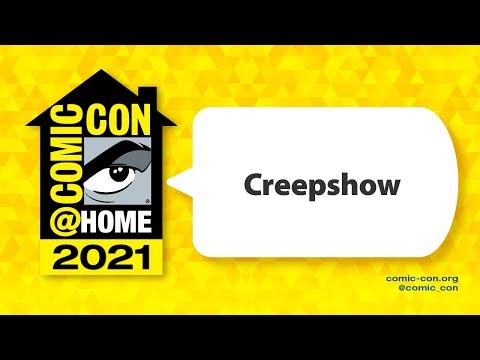 Creepshow | Comic-Con@Home 2021