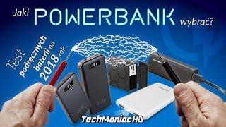 Jaki powerbank wybrać? Test podręcznych baterii na 2018 rok