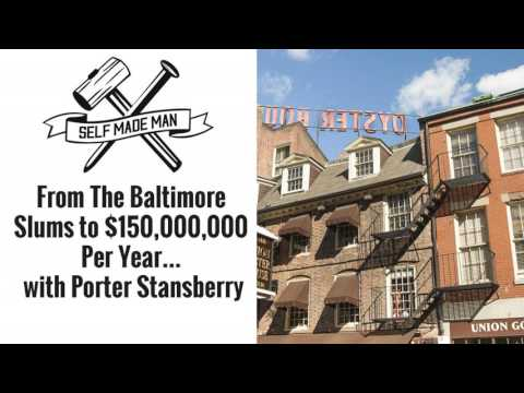 From The Baltimore Slums to $150,000,000 Per Year… with Porter Stansberry