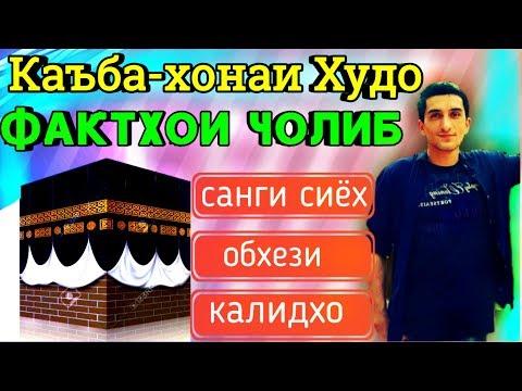 Каъба-фактхои чолиб.| Дохили каъба | Обхези дар Каъба | Хонаи Худо | Veimas TV