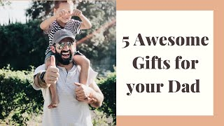5 Awesome Gifts For Your Dad You Can Buy On Amazon Under $30