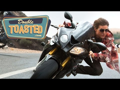 MISSION IMPOSSIBLE: ROGUE NATION - Double Toasted Review poster