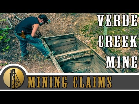 The Verde Creek - Colorado - Gold Rush Expeditions - 2015