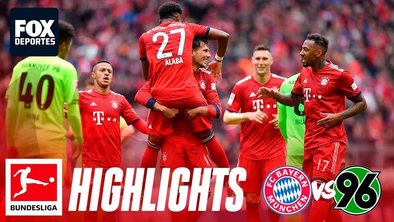Hannover Bayern München