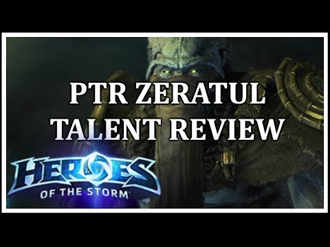 McIntyre - PTR Zeratul Review - Stealth is back??