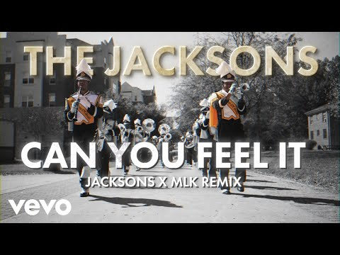 The Jacksons – Can You Feel It (Jacksons x MLK Remix – Official Music Video) preview image
