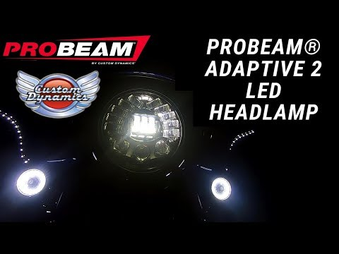 ProBEAM® Adaptive 2 LED Headlight – Review & Comparison