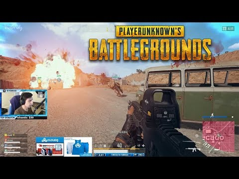 SHROUD IS DOING HIS BEST WITH SQUAD | PUBG #3